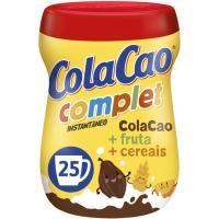 Cacao soluble COLA CAO Complet, bote 360 g