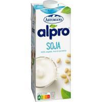 Bebida de soja ASTURIANA Alprosoja, brik 1 litro
