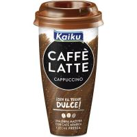 Caffé Latte Capuchino KAIKU, vaso 230 ml