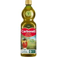 Aceite de oliva virgen extra CARBONELL, botella 1 litro