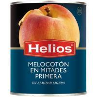 Melocotón en almíbar HELIOS, lata 480 g