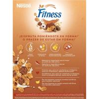 Cereal de chocolate NESTLÉ Fitness, caja 375 g