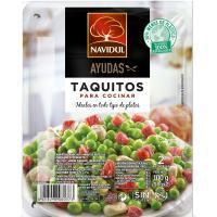 Taquitos de jamón curado NAVIDUL, bandeja 140 g