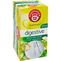 Infusión digestiva POMPADOUR, caja 20 sobres