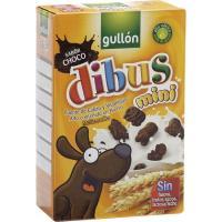 Galleta Dibus mini GULLÓN, caja 250 g