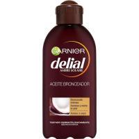 Aceite bronceador DELIAL, bote 200 ml