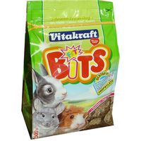 Bloque de alfalfa para roedores VITAKRAFT, paquete 500 g