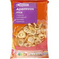 Mix aperitivo EROSKI, bolsa 100 g