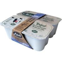 Yogur natural MAHALA, pack 4x125 g