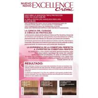 Tinte rubio oscuro ceniza N.6.1 EXCELLENCE, caja 1 ud