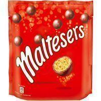 Grageas de chocolate MALTESERS, bolsa 175 g