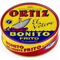 Bonito del Norte frito en escabeche ORTIZ, lata 720 g