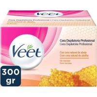 Cera depilatoria sin bandas VEET, tarro 300 g