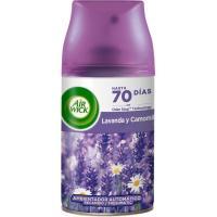 Ambientador lavanda AIRWICK F. Matic, recambio 250 ml