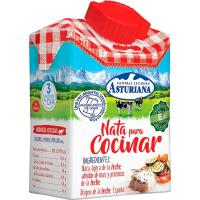 Nata para cocinar ASTURIANA, brik 200 ml