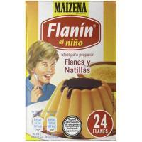 Flan 6 sabores EL NIÑO, 6 unid., pack 6x32 g