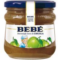 Mermelada de ciruela BEBÉ, frasco 340 g