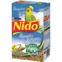 Alimento periquito NIDO, caja 1 kg