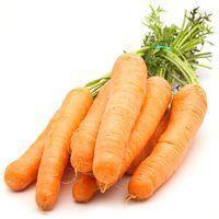 Zanahoria con hoja, manojo 750 g