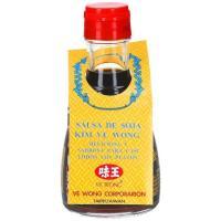 Salsa de soja WONG, frasco 150 ml