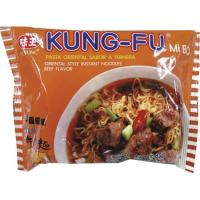 Fideos sabor a ternera KUNG-FU, paquete 85 g