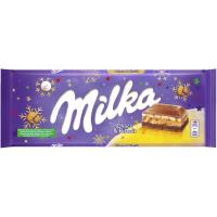Chocolate chocogalleta MILKA, tableta 300 g