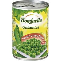 Guisante fino BONDUELLE, lata 250 g