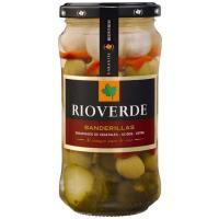 Banderillas picantes RIOVERDE, frasco 150 g