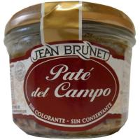 Paté del campo J. BRUNET, tarro 180 g