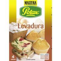 Levadura POTAX, caja 38 g
