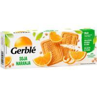 Galletas de soja-naranaja GERBLÉ, caja 280 g