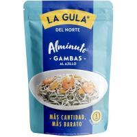 Alminuto gulas-gambas al ajillo LA GULA DEL NORTE, sobre 135 g