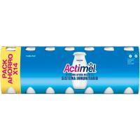Actimel para beber natural DANONE, pack 14x100 ml