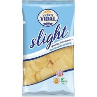 Patatas light VICENTE VIDAL, bolsa 125 g