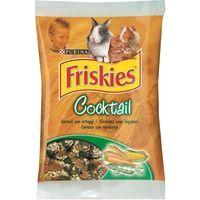 Cocktail de legumbres para conejo FRISKIES, paquete 400 g