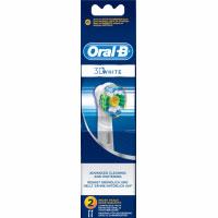 Recambio de cepillo blanqueante ORAL-B, pack 2 unid.