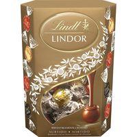 Bombones surtidos LINDT Cornet Lindor, caja 500 g