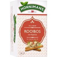 Infusión Rooibos HORNIMANS, caja 20 sobres