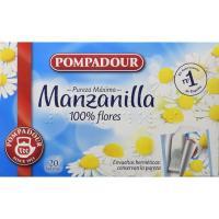 Manzanilla POMPADOUR, caja 20 sobres