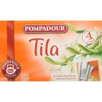 Tila POMPADOUR, caja 20 sobres