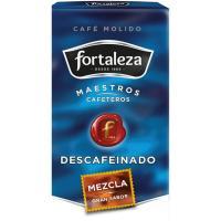 Café molido descafeinado mezcla FORTALEZA, paquete 250 g