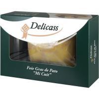 Foie Entier DELICASS, bloc 325 g