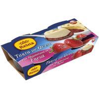 Tarta de queso REINA, pack 2x100 g