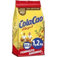 Cacao soluble COLA CAO, ecobolsa 1,2 kg