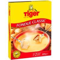 Queso para Fondue TIGRE, caja 400 g