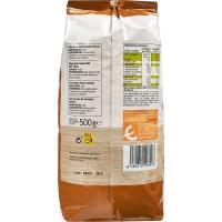 Café en grano natural EROSKI basic, paquete 500 g