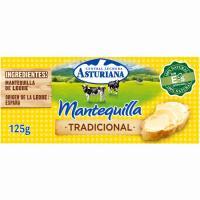 Mantequilla ASTURIANA, bloque 125 g