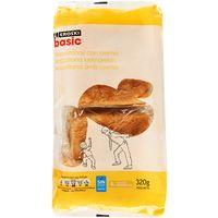 Napolitana de crema EROSKI basic, paquete 320 g