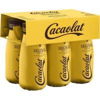 Batido de cacao CACAOLAT, pack botellín 6x200 ml