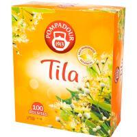 Tila PAMPODOUR, caja 100 sobres
